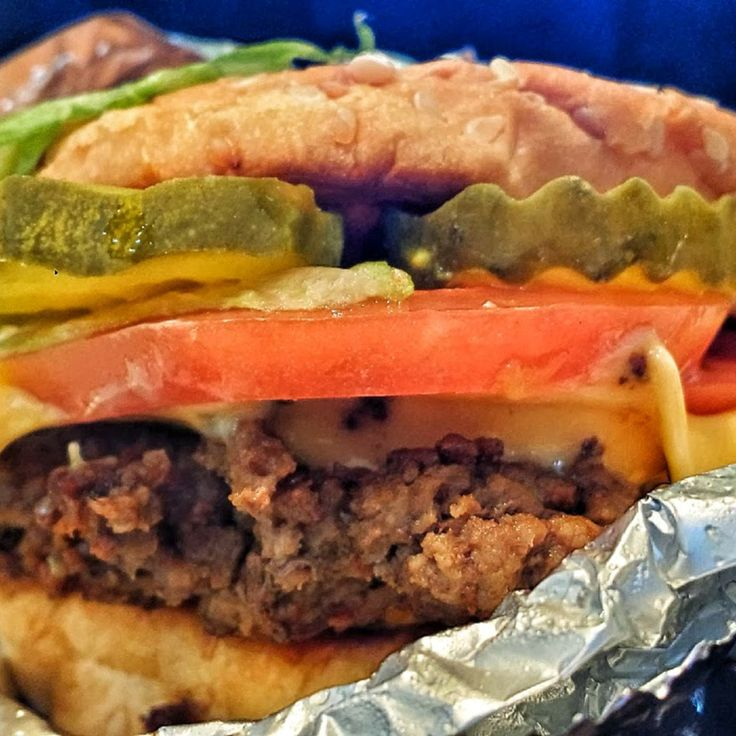15 things you didn't know about #FiveGuys Burgers and Fries