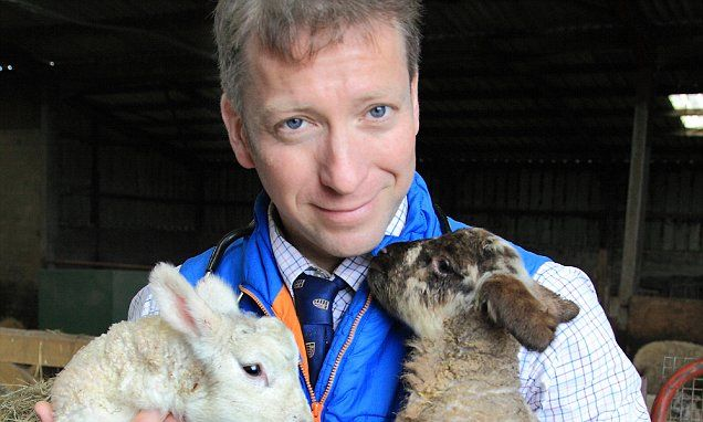 The Yorkshire Vet's Julian Norton speaks about his most unusual jobs