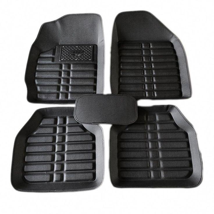 Custom car floor mat for Volkswagen All Models vw passat
