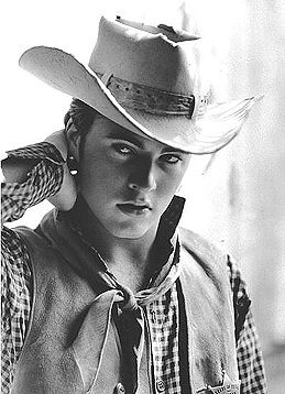 Ricky Nelson in Rio Bravo... classic-ly cute