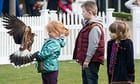 Want your child to be a scientist? Give them a falcon or home brew kit Early contact with falconry, fossils or other activities can be vital in later exploration of Stem subjects, says study A childhood brush with beekeeping, a foray into falconry or a fossil-hunting trip...