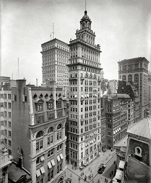 city building side. SKYSCRAPER  Gillender Building New York C 1900 466 Best Structures 1920 Images On Pinterest City Floor