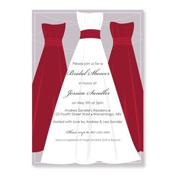 41 best Bridal Shower Invitations images on Pinterest - bridal shower invitation templates for word