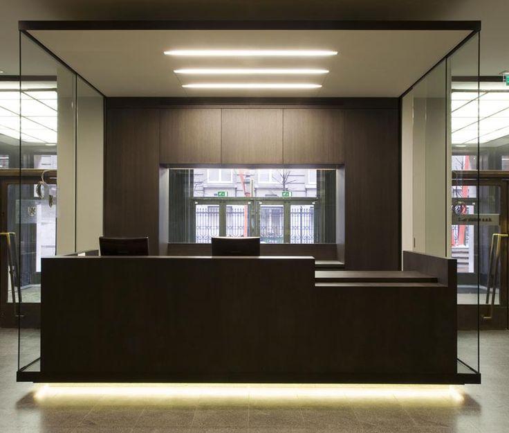 18 best images about reception desks on pinterest for Hotel design firms