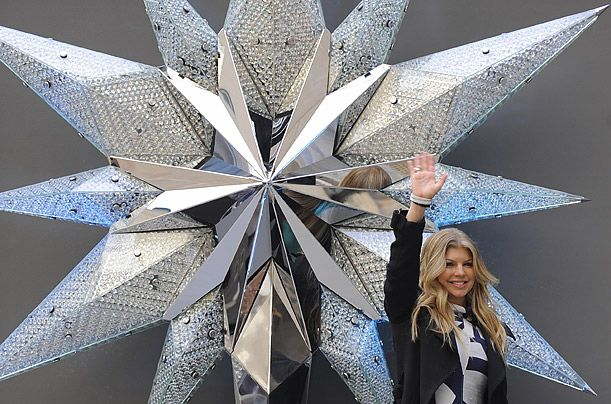 Last year, pop star Fergie unveiled the 550-lb. Swarovski Star, created for the Rockefeller Christmas tree by German artist Michael Hammers for the 100-year-old Austrian company. Standing 10 ft. tall and composed of 25,000 crystals with a total of 1 million facets, it was the largest star to ever top the tree and the first to represent a corporate sponsor. Neither the crystalmaker nor Rockefeller Center would disclose how much money changed hands, but some speculate Swarovski paid as much…