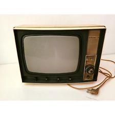 Televisore Mivar T34 Vintage