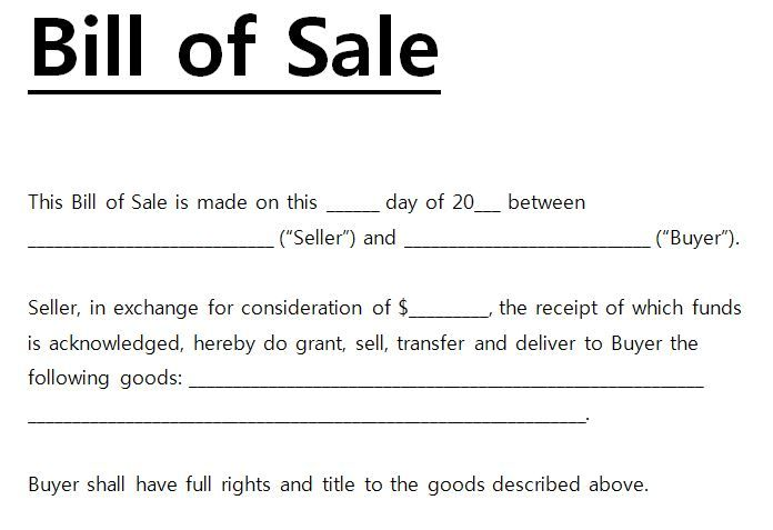 Bill of Sale    http://calendarprintablehub.com/bill-of-sale-form-template.html