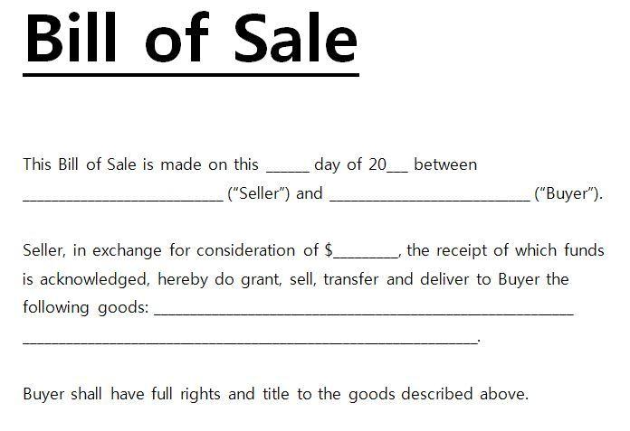 Bill of Sale    http://calendarprintablehub.com/bill-of-sale-form-template.html
