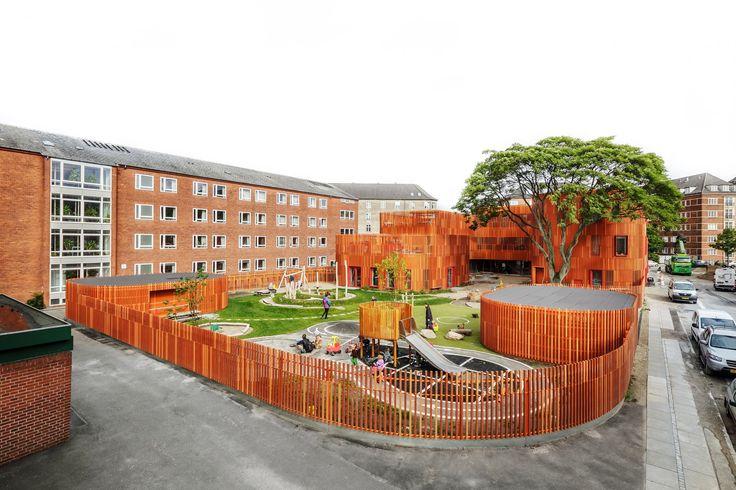 COBE - Forfatterhuset Kindergarten