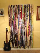 Multi Color Hippie Curtains (Gypsy – Hippie – Hippy – Boho – Beach – Shabby)