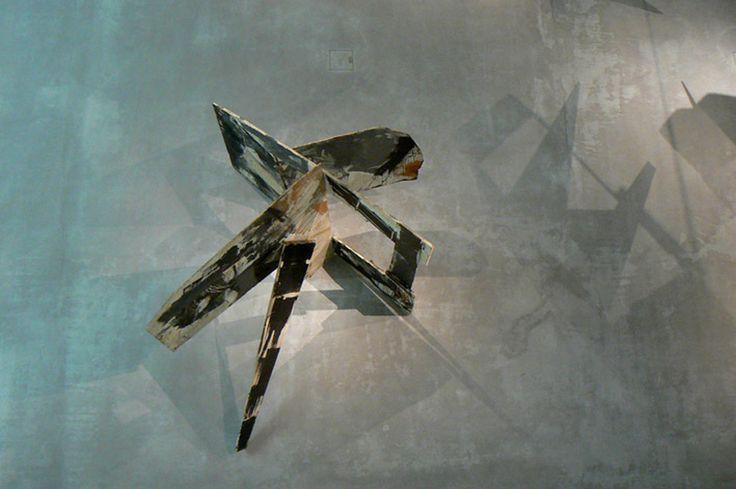Sculpture by Emilio Vedova