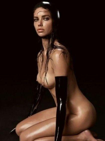 Adriana Lima…, Sexy babe