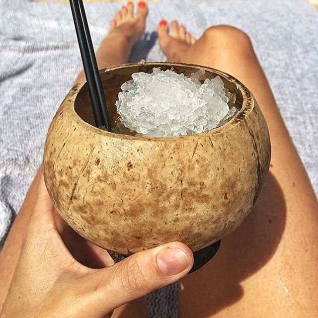 Enjoying a well deserved coco cocktail by the pool. Fab photo by @random.acts.of.katie  #cowleymanor #summer #cocktails #poolparty #spaday #cotswolds #cheltenham