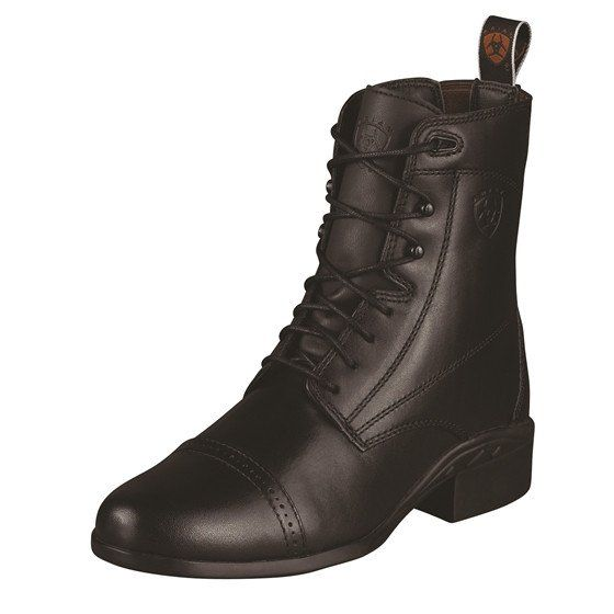 Ariat Womens Heritage III Lace Up Paddock Boots