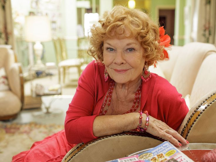 Esio Trot movie – the colours and design of Judy Dench's flat