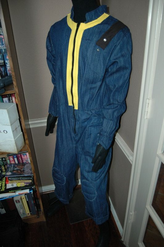 Fallout Halloween Costume