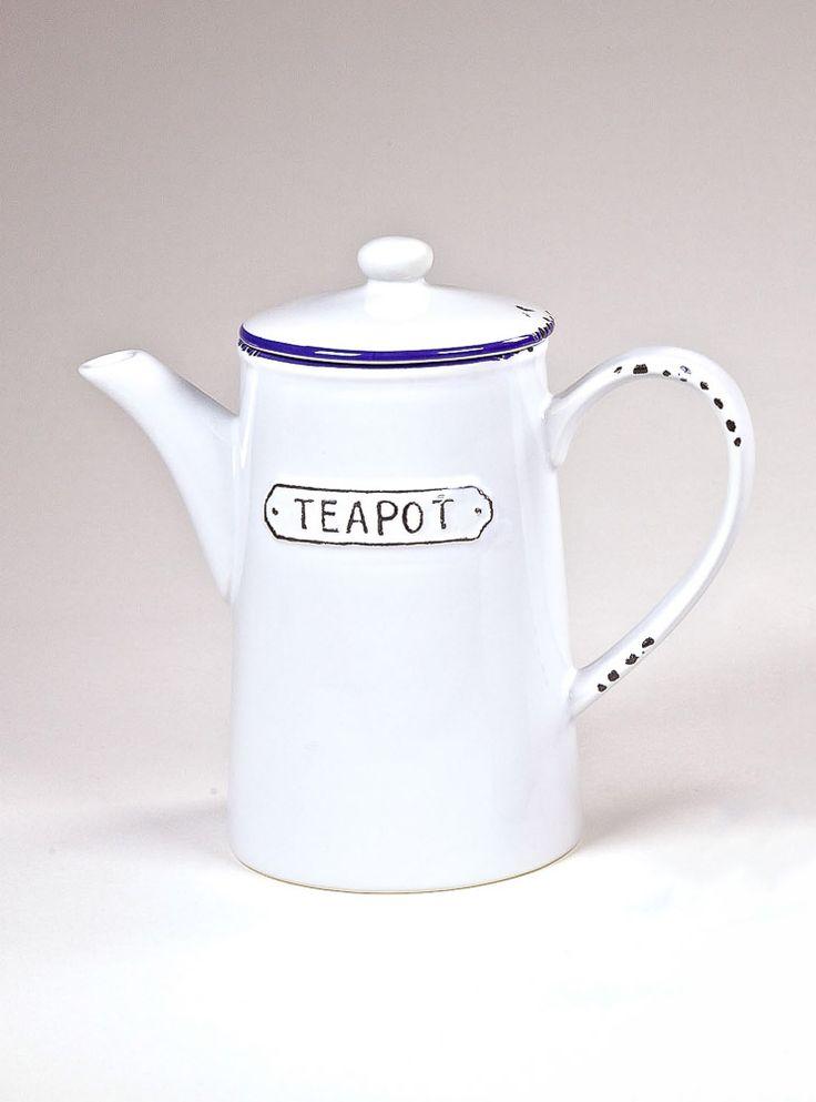 SHABBY CHIC Teapot