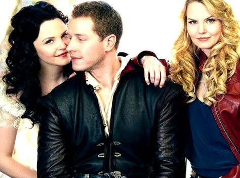 File:TV-Guide-Photoshoot-once-upon-a-time-29607367-474-352.jpg: Seasons, Jennifer Morrison, Josh Dallas, Laying, Father Daughters, Families Portraits, Once Upon A Time, Prince Charms, Snow White