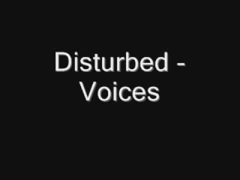Disturbed Voices - music to drive to for sure!