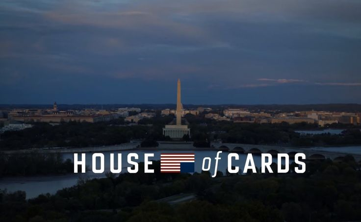 House of Cards (2013) Intro and Theme - YouTube