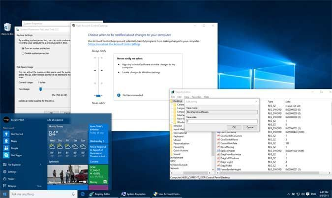 Windows 10 Settings You Should Change Right Away
