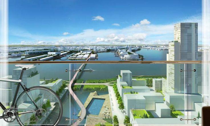 GROZA Hoogstedelijk wonen: 'Licht, lucht en kwaliteit kunnen grootte compenseren' http://www.groza.nl www.groza.nl, GROZA