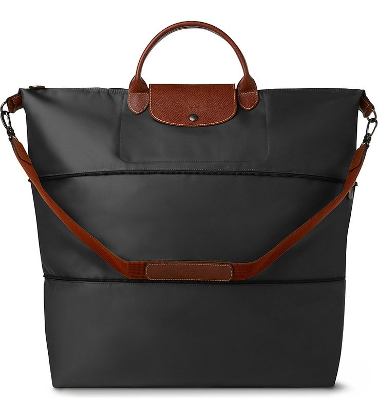 LONGCHAMP Le Pliage travel bag with strap 115
