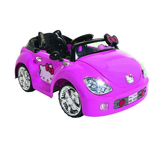 Hello Kitty Scooter Toys R Us : Dynacraft hello kitty karaoke kar ride on audrey fun