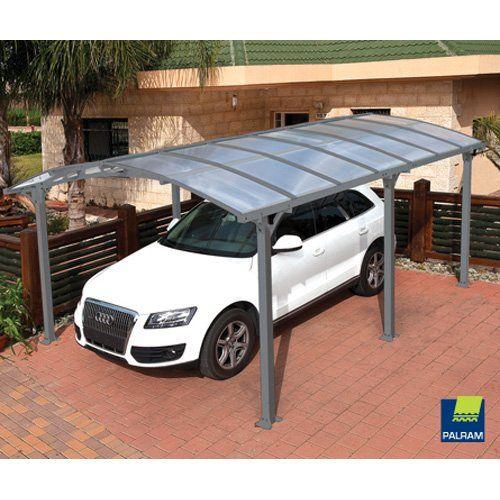 Have to have it. Palram Arcadia Carport Patio Cover Kit - $2799 @hayneedle.com