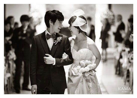 Tablo & Kang Hye Jung's wedding  Oct 27, 2009 - such an adorable couple