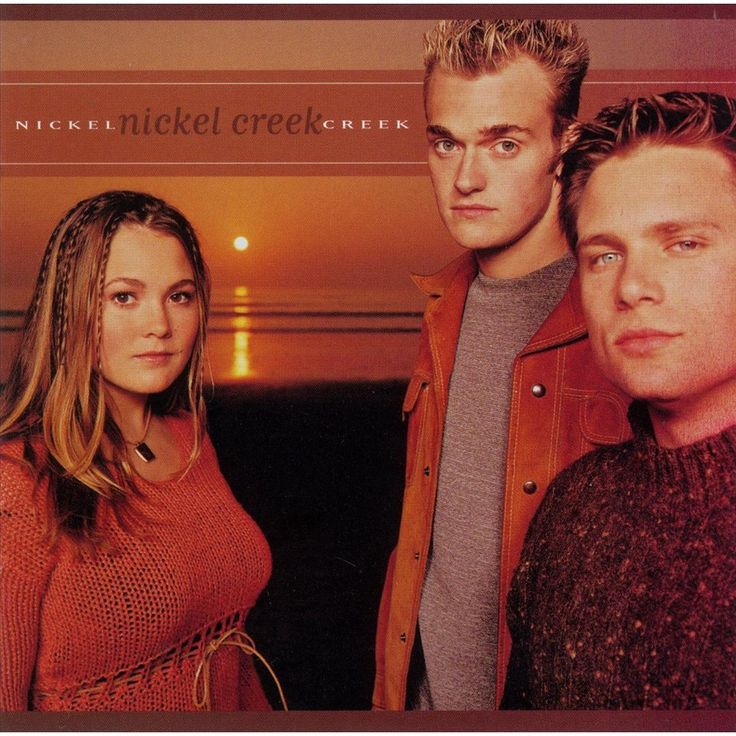 Nickel Creek - Nickel Creek (CD)