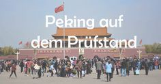 Peking im großen Reise-Check: Was kann die Hauptstadt Chinas.  Things to do there!