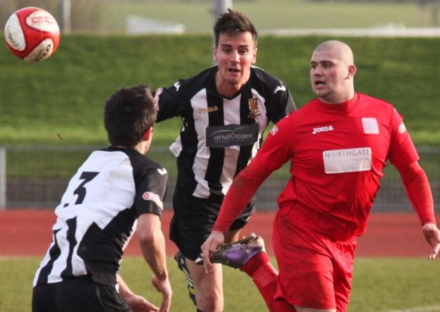 Evo-Stik League Premier Division table-toppers Chorley could only manage a draw away at Grantham Town