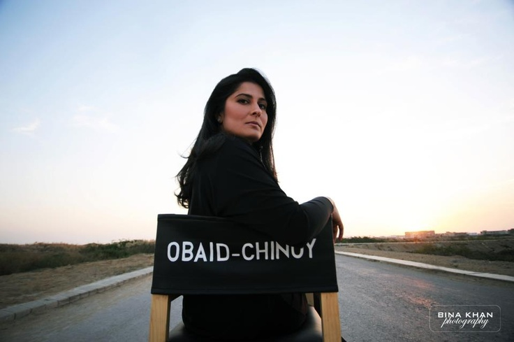 Sharmeen Obaid-Chinoy, Emmy winner and the first Pakistani ever to be nominated for an Oscar 2012. Photo by Bina Khan