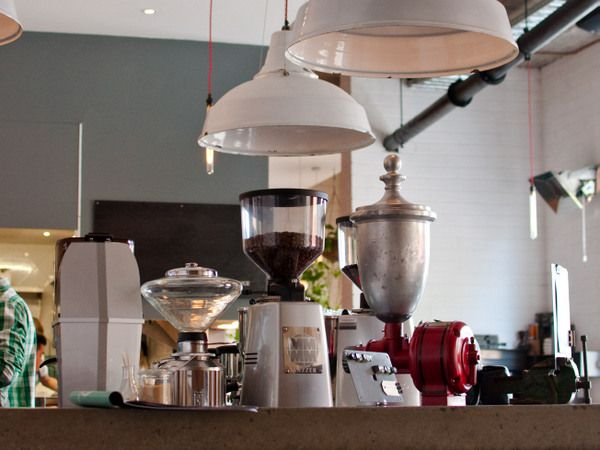 hammer and tong - passionate, professional and great coffee makers; a late discovery but hav already been there twice in the last few days.