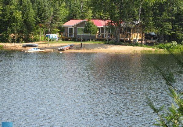 VRBO.com #3982483ha - Le Premier Petit Lac-Year Round-New - Otter Lake