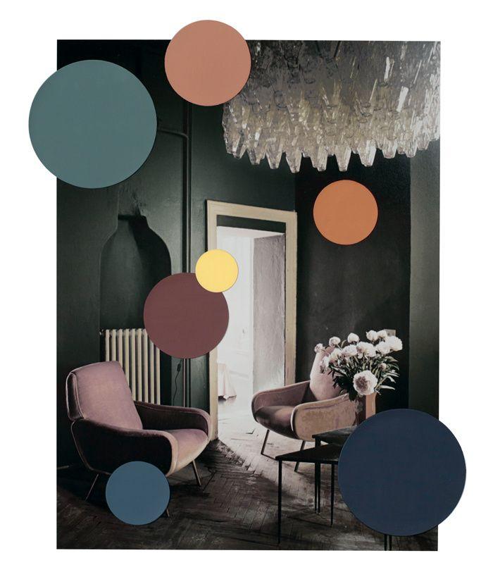 907 best Colors and Fun images on Pinterest Color palettes, Color - design ledersofa david batho komfort asthetik