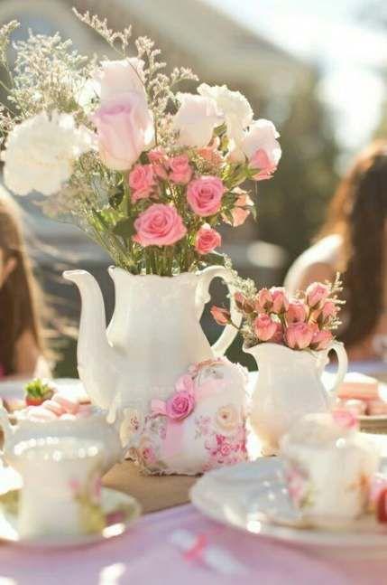 18+ Ideas vintage bridal shower invites garden parties for 2019