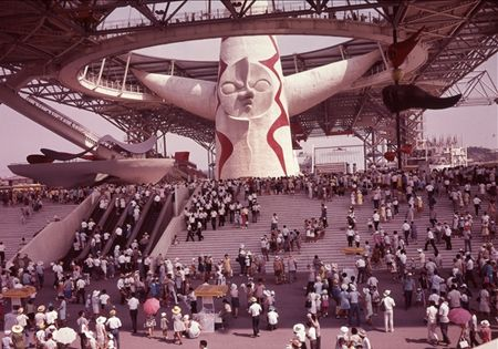 大阪万博(1970年)のコンパニオンの制服のセンスが凄い →画像 -2chまとめニュース速報VIP まにゅそく-