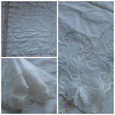 ALLE DEKO GEHT RAUS PER EBAY! Antikes Taschentuch Tüllspitze Filigran viktorianische feine Spitze Shabby Chic & Brocante