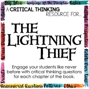 As level critical thinking resources