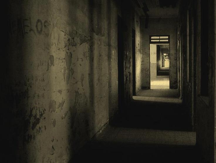 9 Best Creepy Hallways Images On Pinterest Abandoned