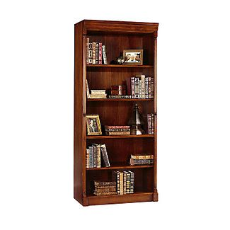 Cobblestone Cherry Traditional Bookcase