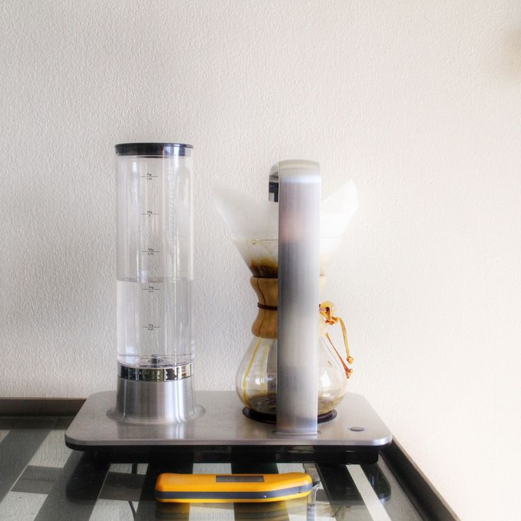 Scandinavian designed Wilfa Precision Coffee Maker