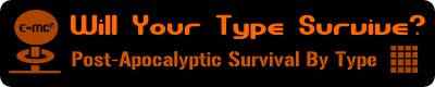 Post-Apocalyptic Survival for INTJs | Oddly Developed Types