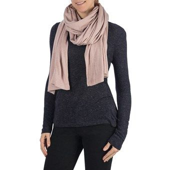 Dylan by True Grit Angora Oversize Scarf (For Women)