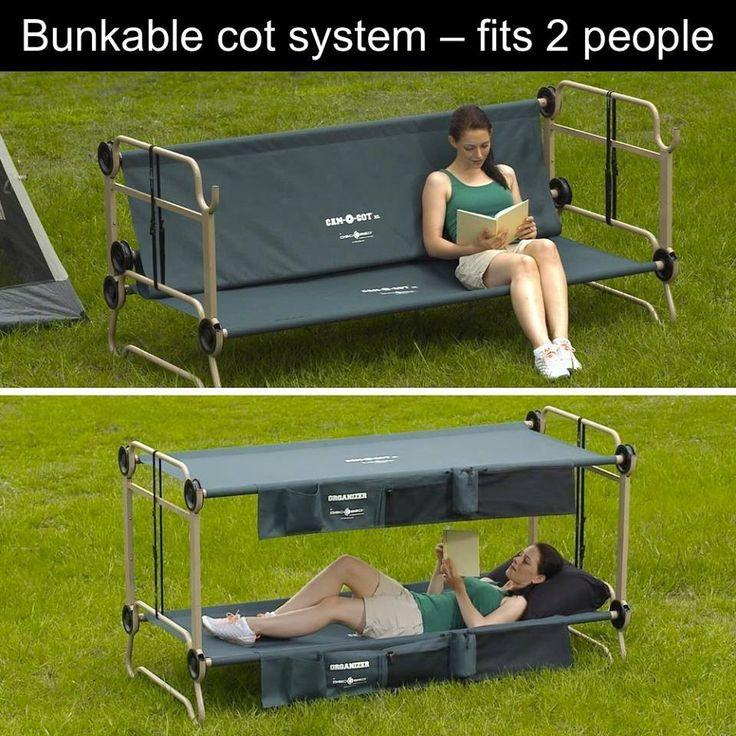 Bunkable Cot System