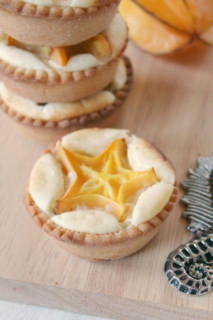 Star Fruit Tartlets
