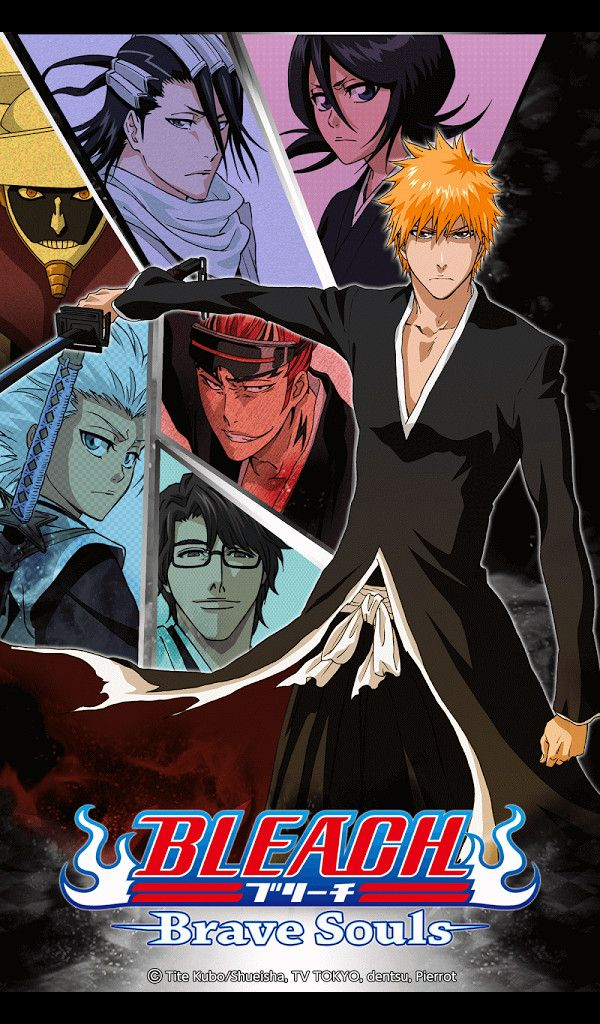 I was bored of waching anime so I play some anime games. I went to play store and search up anime games and that when I found the most awsomest game of my whole life! BLEACH: SOUL BRAVE I've waited soo long for a BLEACH game to come out and finally my dream came true! So basically how you play this game is like the story from the anime then when you come to battles you have to battle hollows and at the end you battle the boss. As you go on, you get stronger and stronger and the enemies keep…