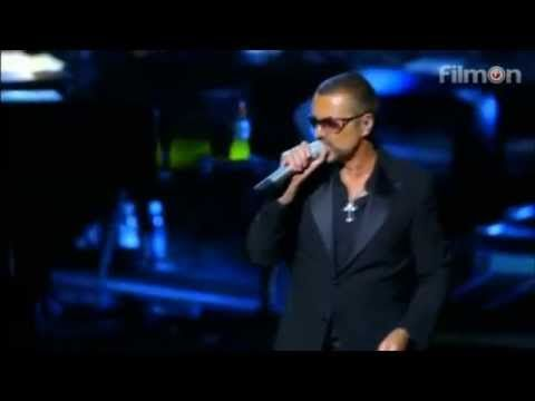''PRAYING FOR TIME'' George Michael at Palais Garnier, Paris. Beautiful voice...beautiful prayer.